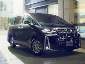 58 The 2020 Toyota Alphard Review