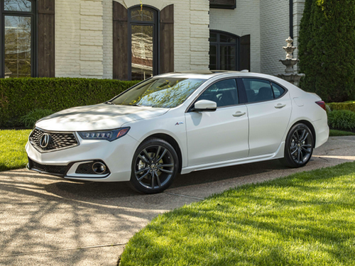 58 The Acura Tlx 2020 New Concept