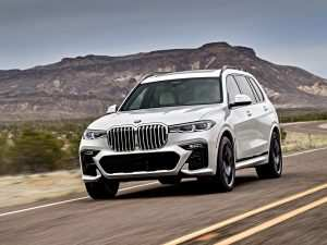 58 The BMW X7 2020 Redesign and Concept