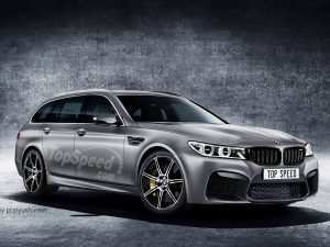 58 The Best 2019 Bmw Touring Redesign and Concept