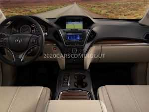 58 The Best 2020 Acura Mdx Spy Photos Review and Release date