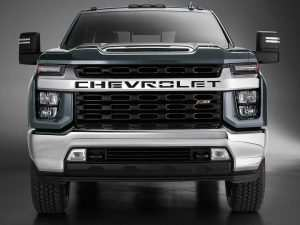 58 The Best Chevrolet Pickup 2020 Price and Review