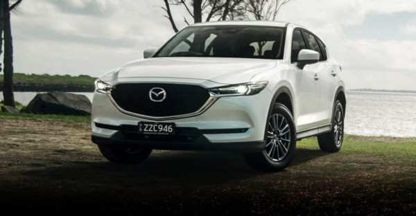 58 The Best Mazda Cx 5 New Generation 2020 Configurations