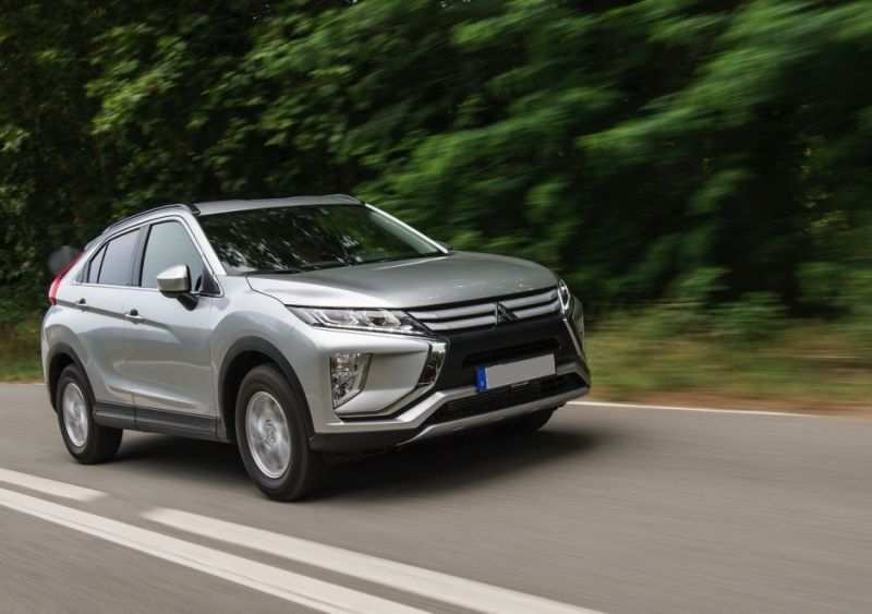 58 The Best Mitsubishi Eclipse Cross 2020 Research New