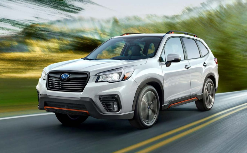 58 The Best Subaru Forester 2020 Release Date Style