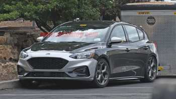 58 The Ford Focus St 2020 Price and Release date
