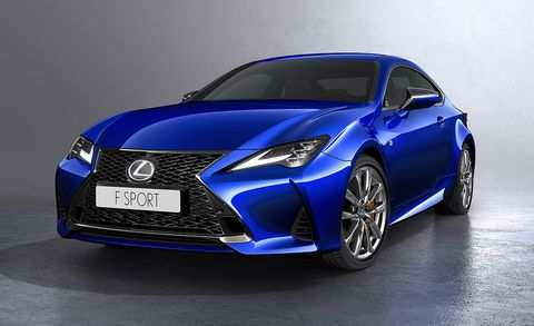 58 The Lexus Coupe 2020 Redesign