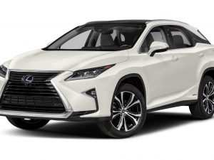 58 The Lexus Rx Facelift 2019 New Model and Performance