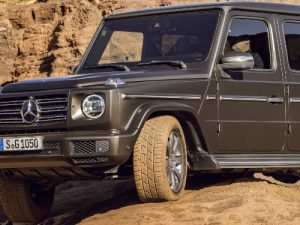 58 The Mercedes 2019 G Wagon Release