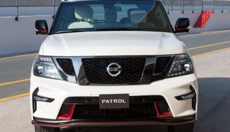 58 The Nissan Patrol 2020 Redesign Price And Release Date