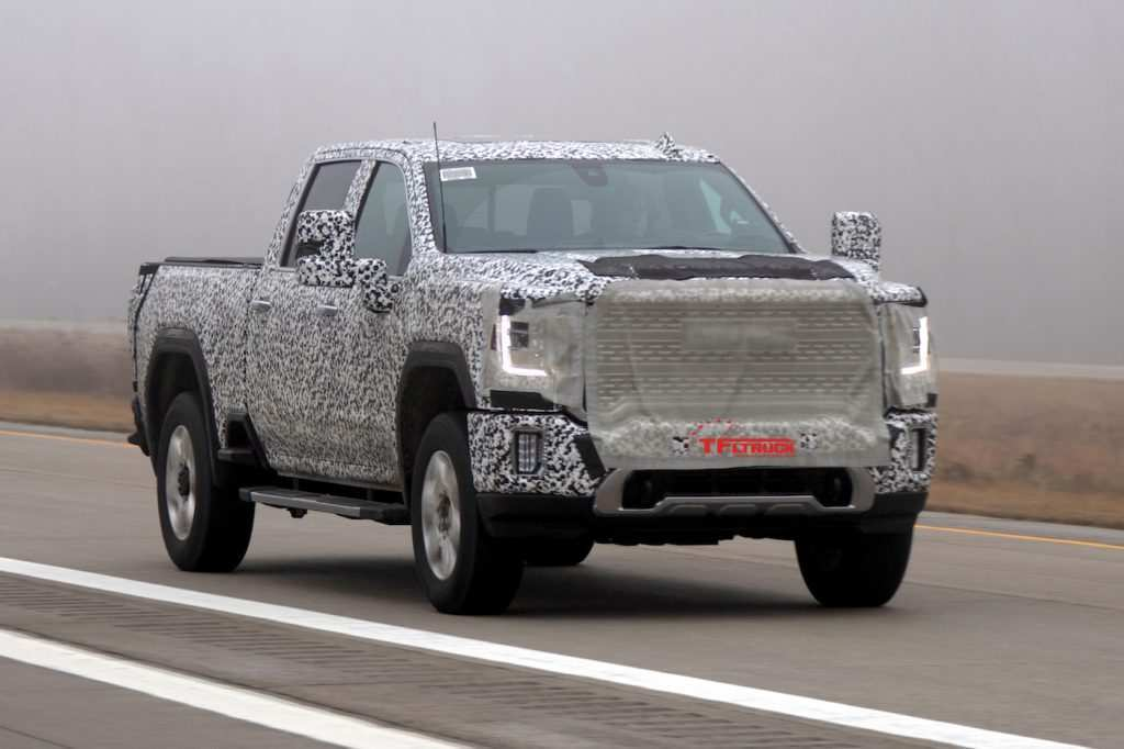58 The Pictures Of 2020 Gmc 2500Hd Review And Release Date