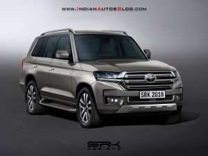 58 The Toyota Land Cruiser 2020 Model Wallpaper