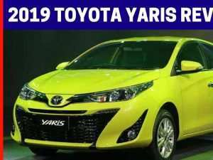 58 The Toyota Yaris 2019 Europe Redesign and Review