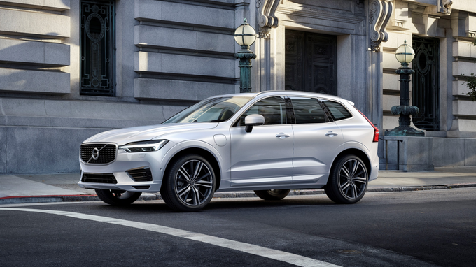 58 The Volvo Model Year 2020 Speed Test