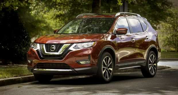 58 The When Will The 2020 Nissan Rogue Be Released Pricing
