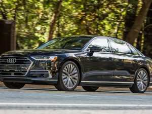 59 A 2019 Audi A8 Features Picture