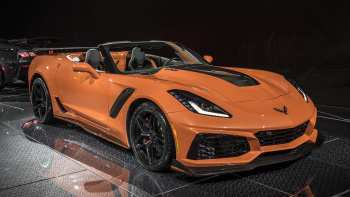 59 A 2019 Chevrolet Corvette Price Model