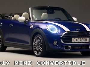59 A 2019 Mini Convertible Review Overview