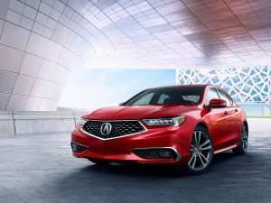 59 A 2020 Acura Tlx Update Redesign and Concept