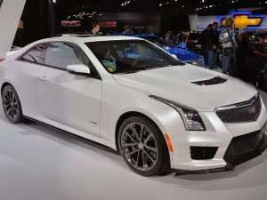 59 A 2020 Cadillac Ats V Coupe Concept and Review