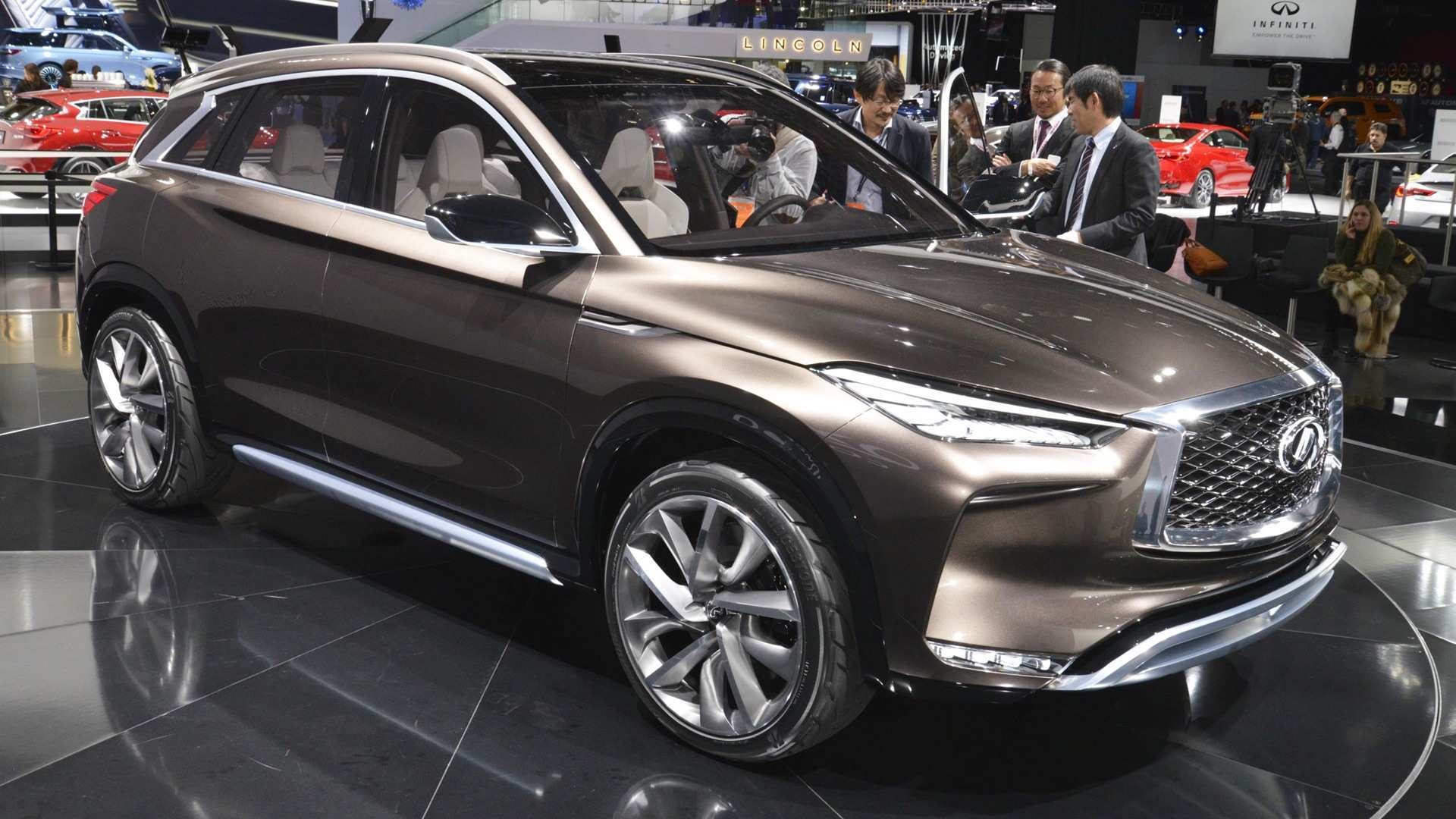 59 A 2020 Infiniti Qx60 Spy Photos Release