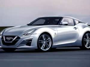 59 A 2020 Nissan Z Redesign Spy Shoot