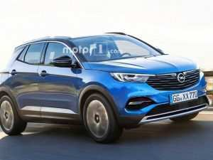 59 A Der Neue Opel Mokka 2020 Redesign and Concept