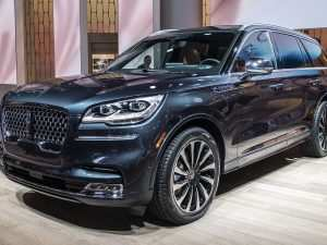 Ford Lincoln Navigator 2020