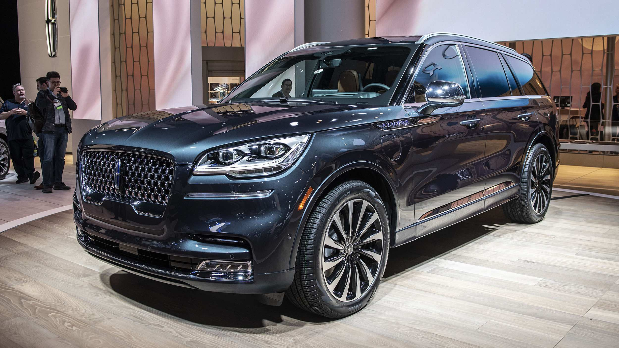 59 A Ford Lincoln Navigator 2020 New Model and Performance