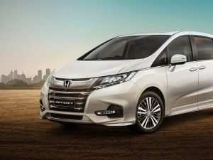59 A Honda Odyssey 2019 Australia Release Date and Concept