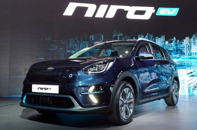 59 A Kia Niro 2020 Release Date Redesign And Review