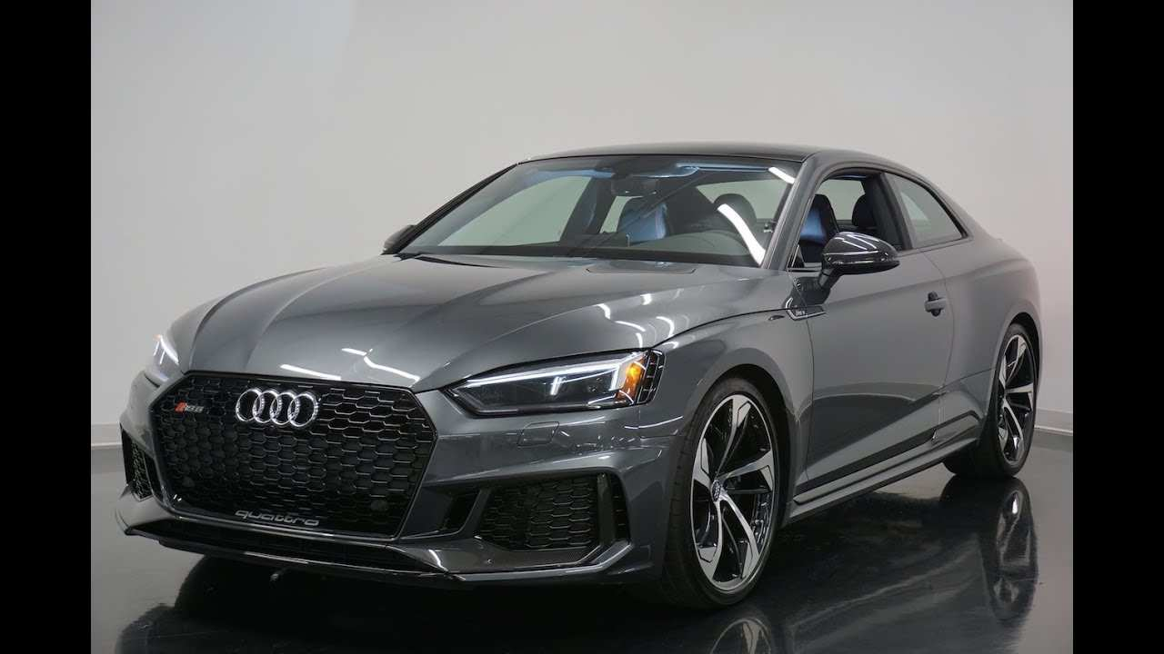 59 A New 2019 Audi Rs5 New Concept