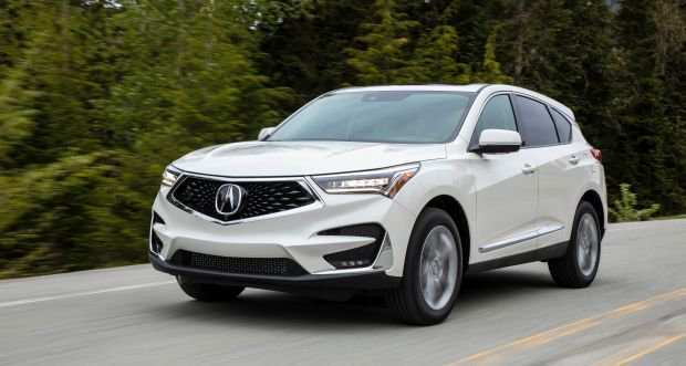 59 A Release Date For 2020 Acura Rdx Exterior And Interior