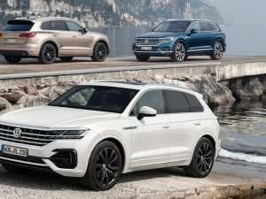 59 A Touareg Vw 2019 Wallpaper