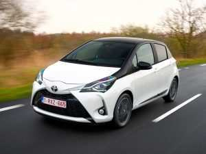 59 A Toyota Yaris 2019 Interior Style