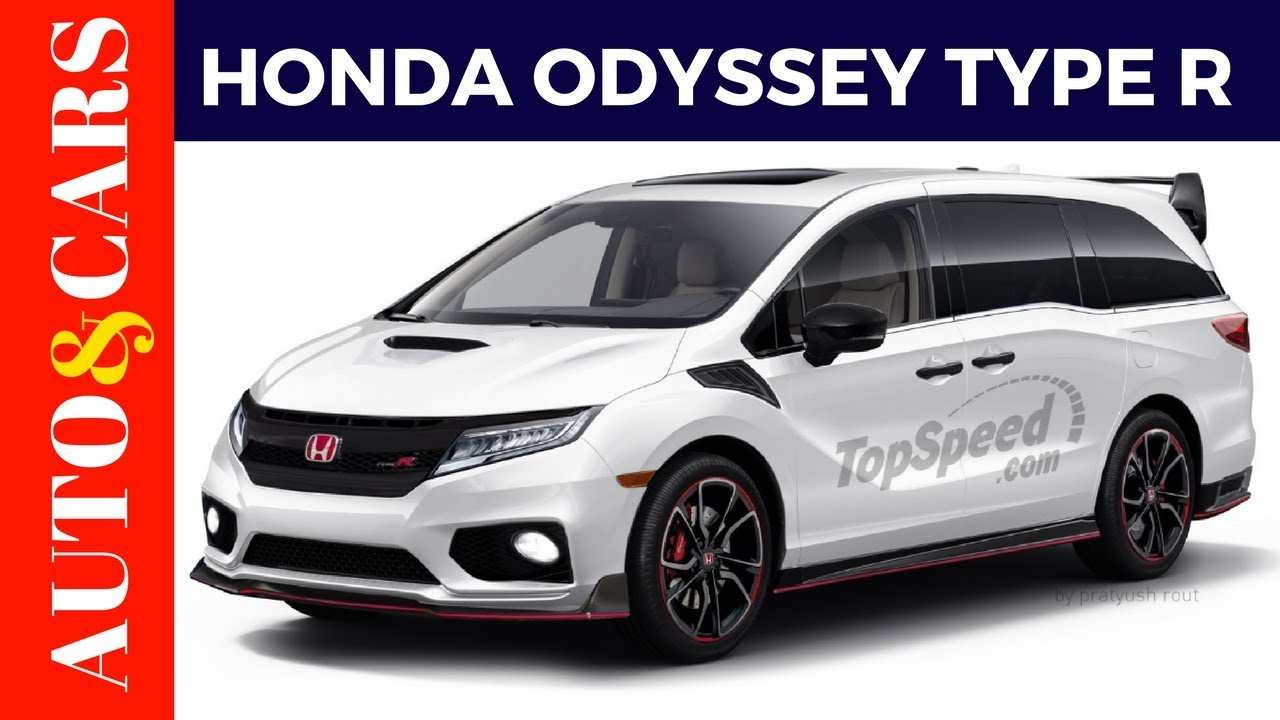 59 A When Does 2020 Honda Odyssey Come Out Overview