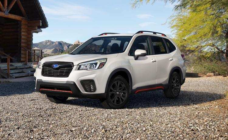 59 A When Will Subaru Release 2020 Models Price And Review