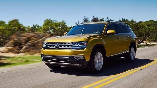 59 A When Will The 2020 Volkswagen Atlas Be Available Review