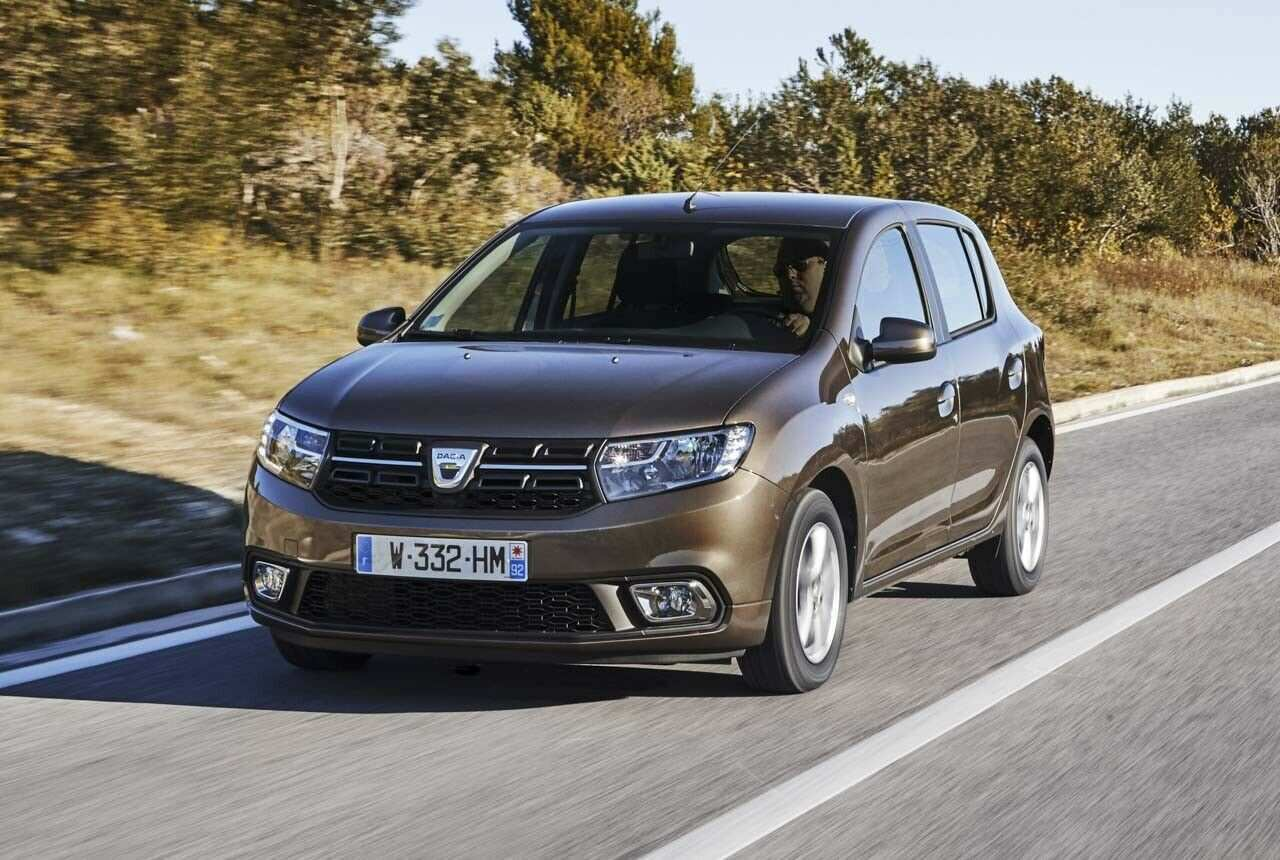 59 All New 2019 Dacia Sandero Stepway History