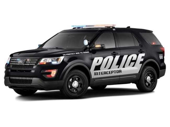59 All New 2019 Ford Police Utility Performance