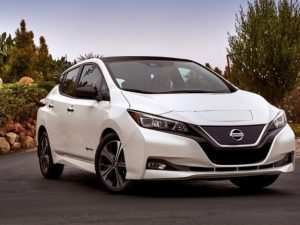 59 All New 2019 Nissan Electric Release Date and Concept