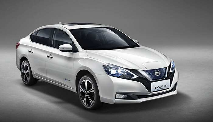 59 All New 2019 Nissan Sylphy Review