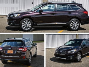 59 All New 2019 Subaru Outback Redesign Rumors