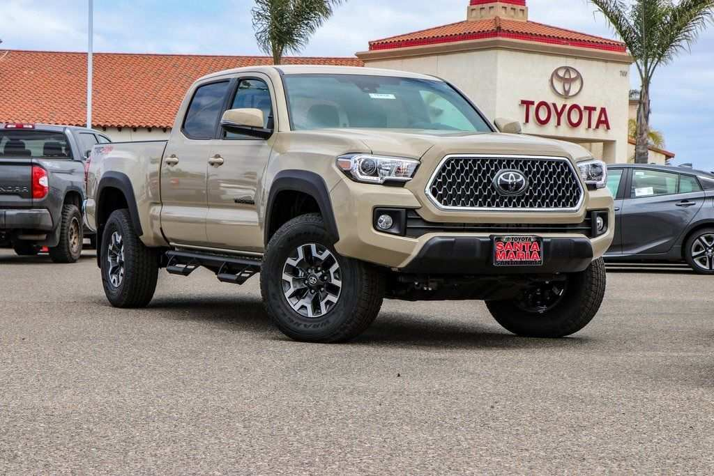 59 All New 2019 Toyota Tacoma Quicksand Ratings