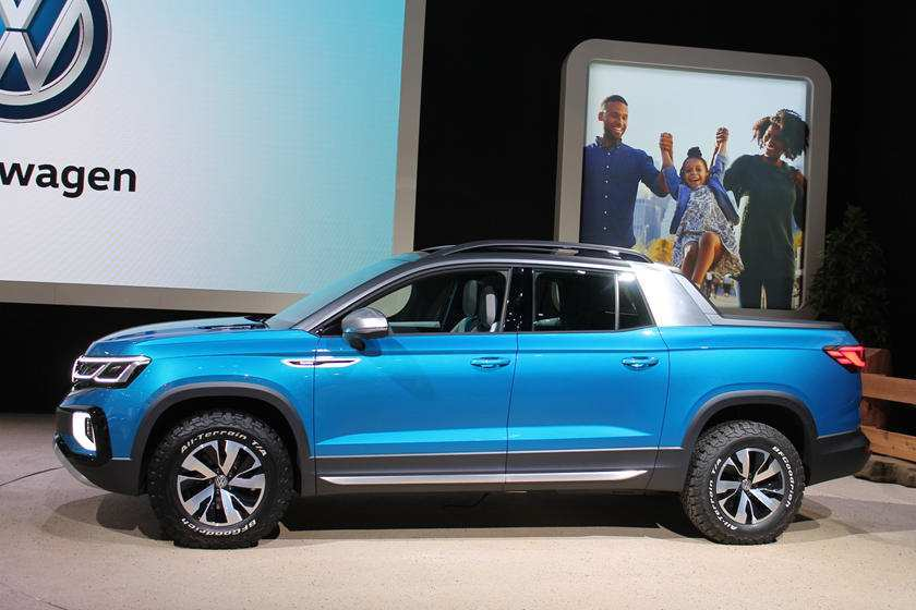 59 All New 2019 Volkswagen Pickup Truck Redesign