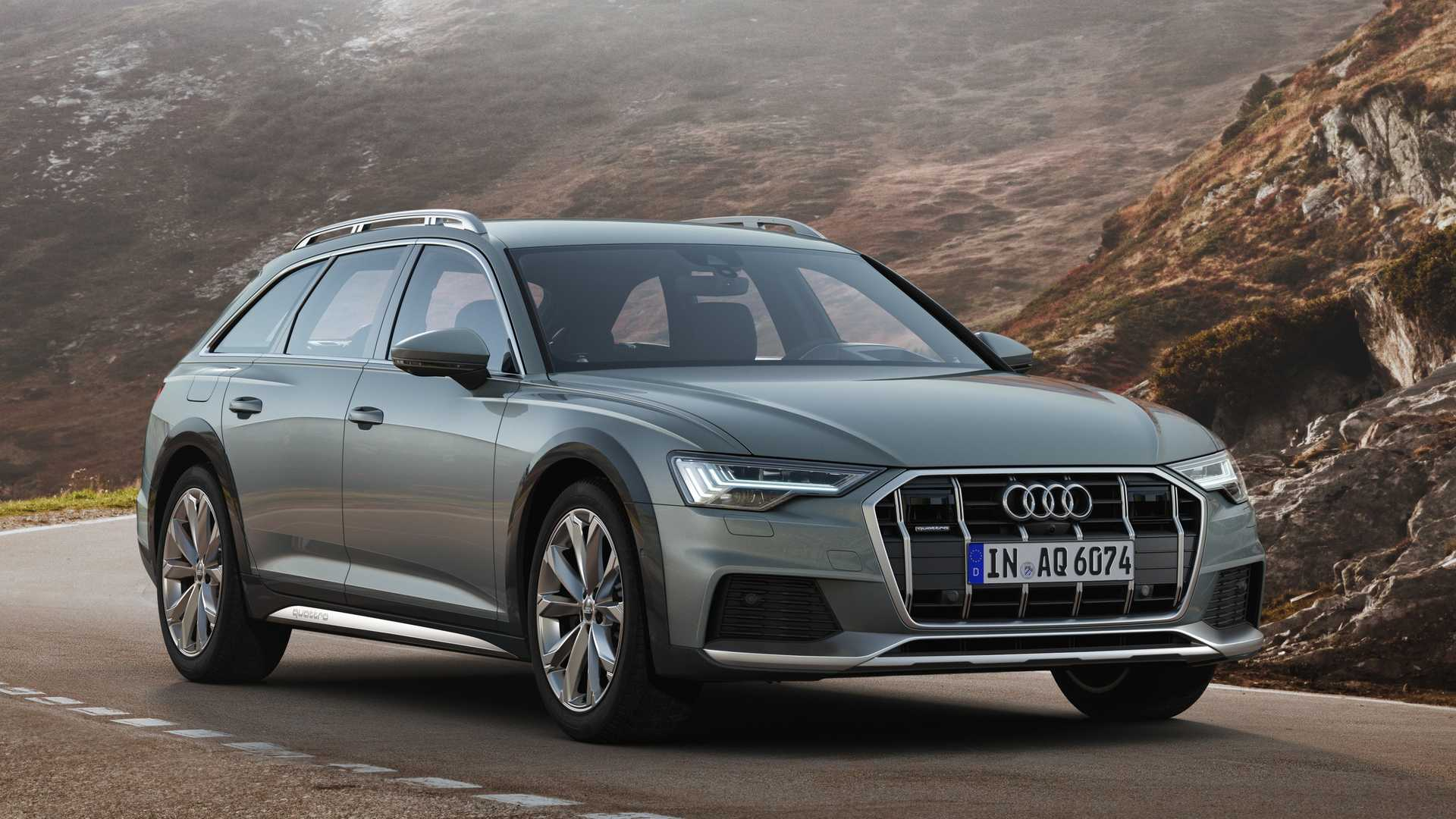 59 All New 2020 Audi A6 Allroad Usa Spesification