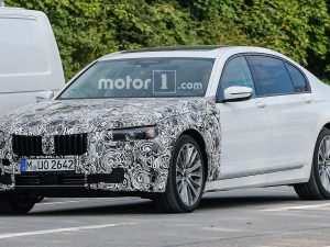 59 All New 2020 BMW 7 Series Release Date Redesign