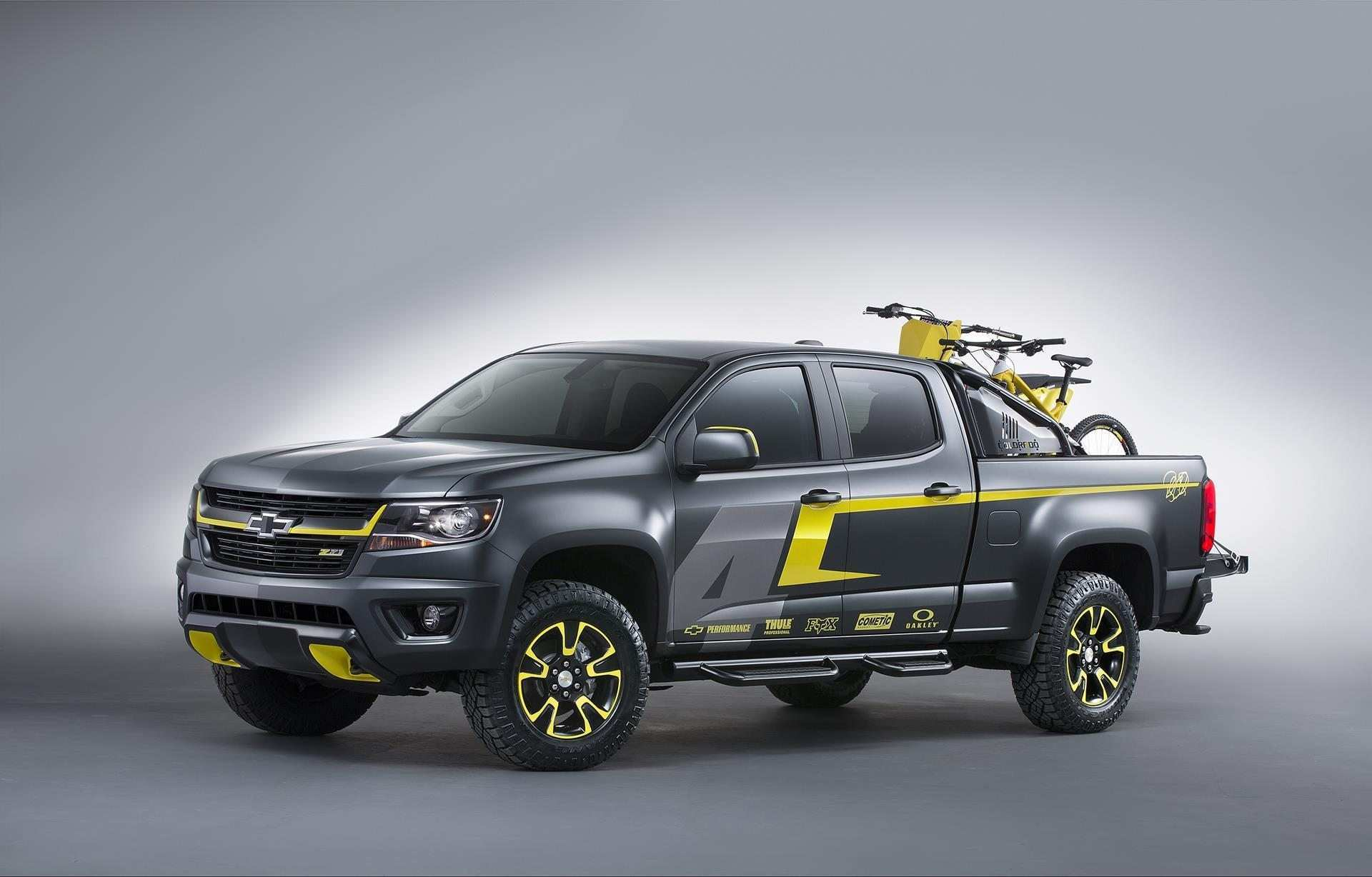 59 All New 2020 Chevrolet Colorado New Model and Performance