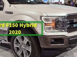 59 All New 2020 Ford F 150 Hybrid Images