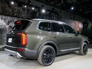 59 All New 2020 Kia Telluride Vs Dodge Durango Reviews